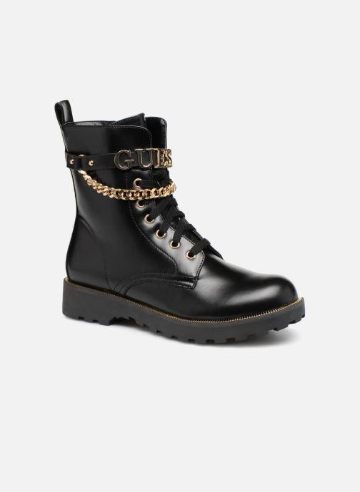 Guess Nina 2 (Black) Ankle boots chez Sarenza (332888)
