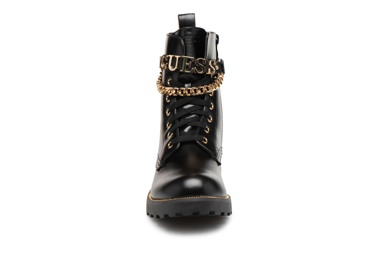 Stiefeletten & Boots Guess Nina 2 schwarz schuhe getragen