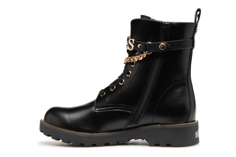 Stiefeletten & Boots Guess Nina 2 schwarz ansicht von vorne