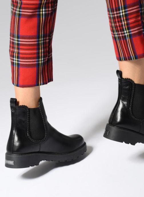 boots chez Guess Sarenza332889 NolaNoirBottines et tBQdChrxs