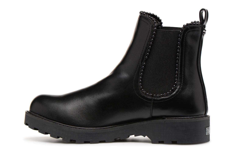 Stiefeletten & Boots Guess Nola schwarz ansicht von vorne