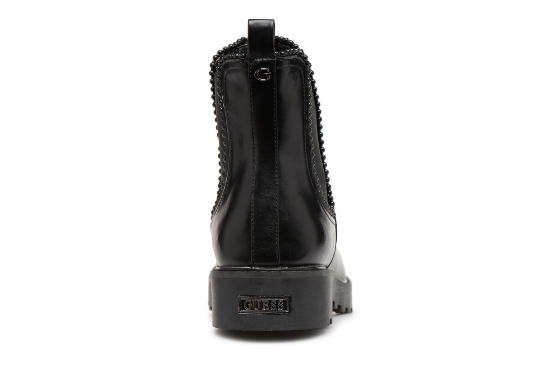 Stiefeletten & Boots Guess Nola schwarz ansicht von rechts