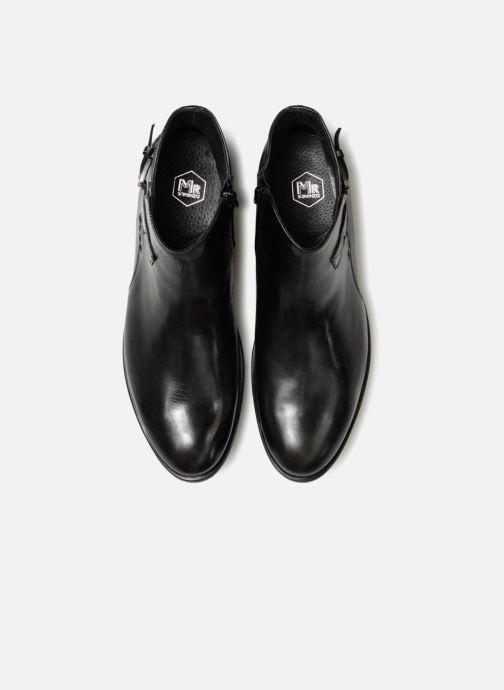 Bottines et boots Mr SARENZA Morina Noir vue portées chaussures