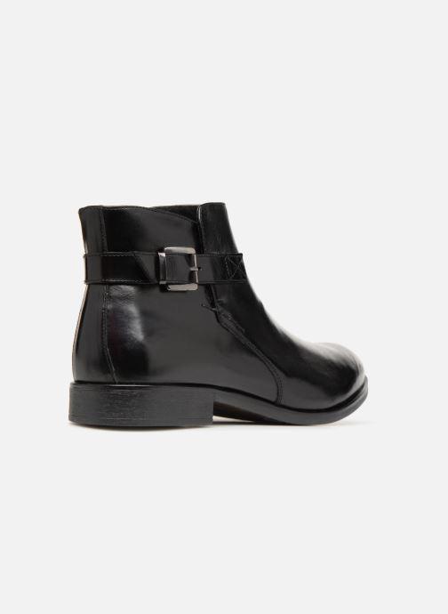 Boots en enkellaarsjes Mr SARENZA Morina Zwart voorkant