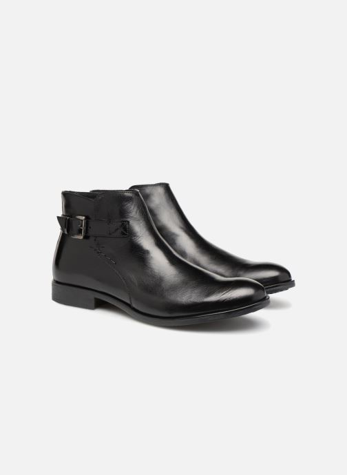 Stiefeletten & Boots Mr SARENZA Morina schwarz ansicht von hinten