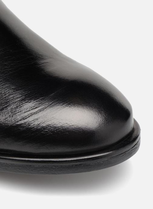Bottines et boots Mr SARENZA Morina Noir vue gauche