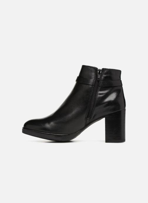 Bottines et boots Georgia Rose Dorina Noir vue face