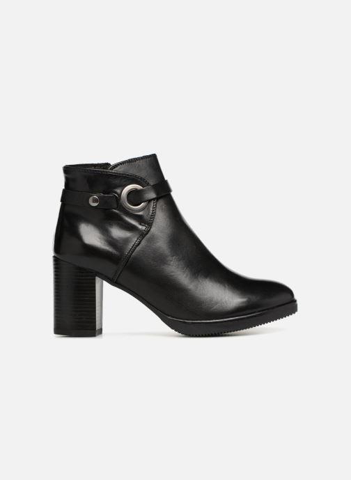 Bottines et boots Georgia Rose Dorina Noir vue derrière