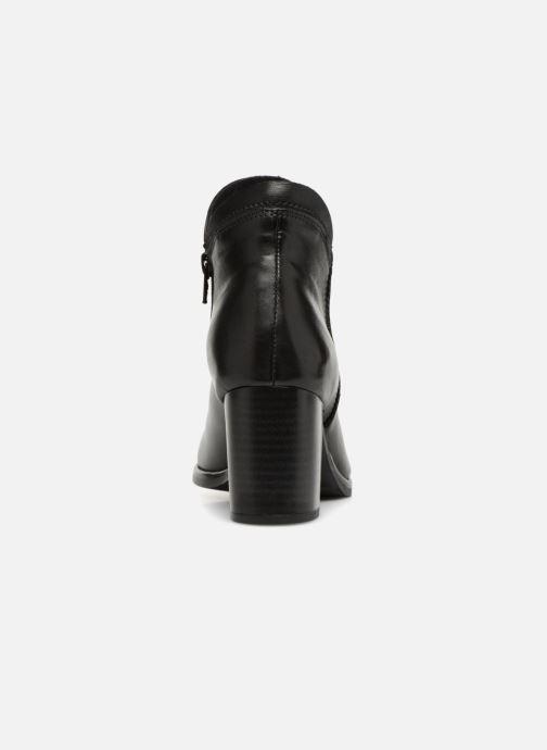 Bottines et boots Georgia Rose Docrocca Noir vue droite