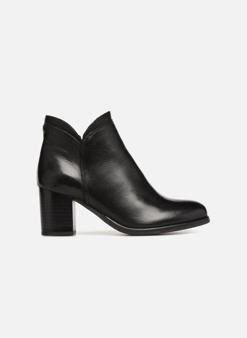 Bottines et boots Georgia Rose Docrocca Noir vue derrière