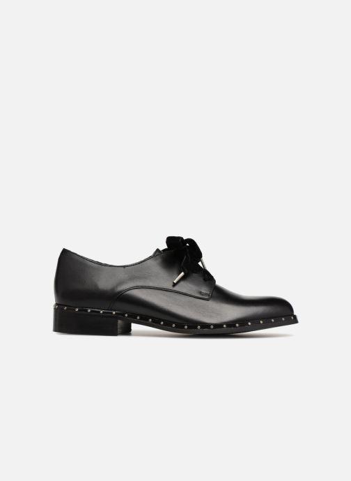 Chaussures à lacets Georgia Rose Clouta Noir vue derrière