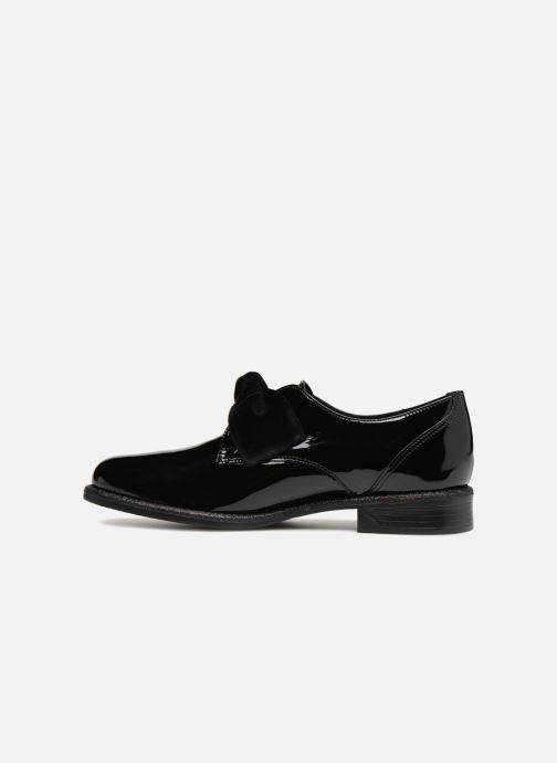 Chaussures à lacets Georgia Rose Covelvet Noir vue face