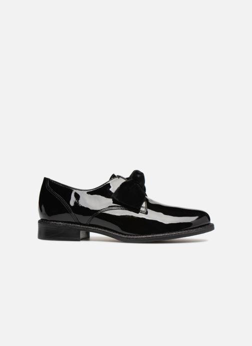 Chaussures à lacets Georgia Rose Covelvet Noir vue derrière