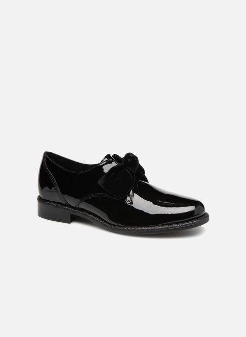 Chaussures à lacets Georgia Rose Covelvet Noir vue détail/paire