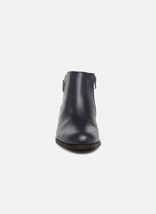 Bottines et boots Georgia Rose Corclou Bleu vue portées chaussures
