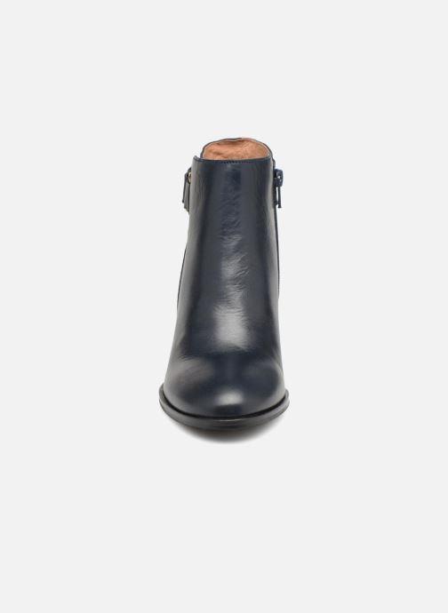 Bottines et boots Georgia Rose Coucla Bleu vue portées chaussures