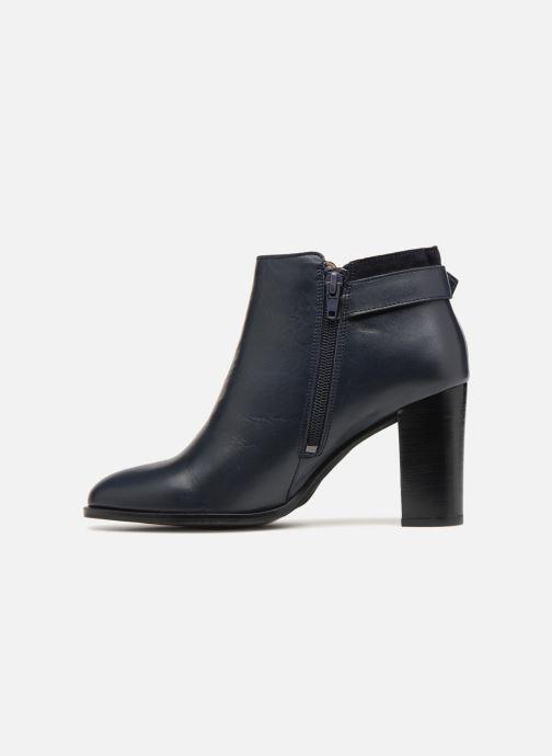 Bottines et boots Georgia Rose Coucla Bleu vue face