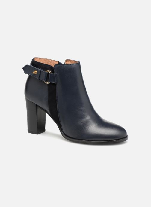 Bottines et boots Georgia Rose Coucla Bleu vue détail/paire