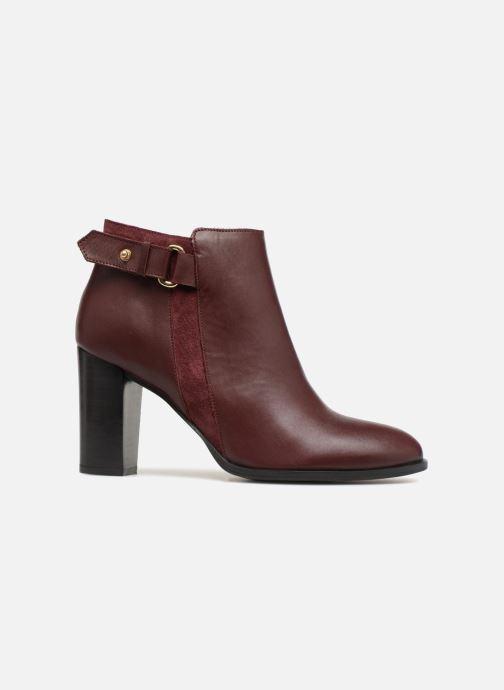 Bottines et boots Georgia Rose Coucla Bordeaux vue derrière