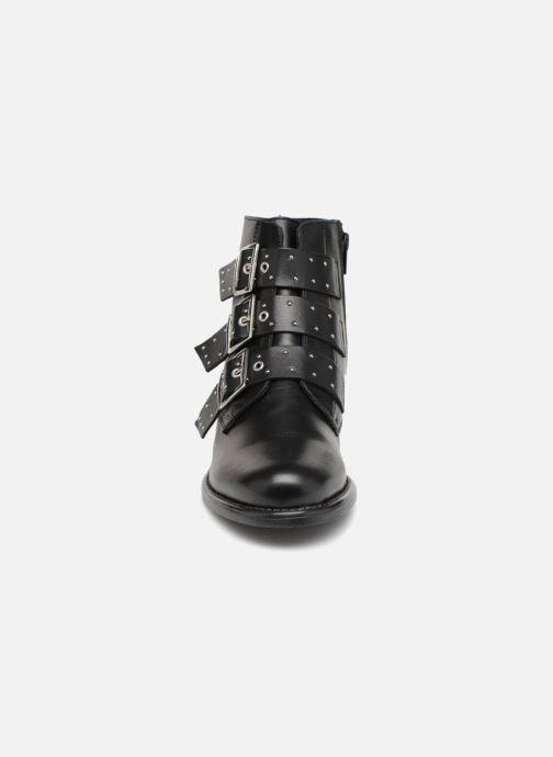 Bottines et boots Georgia Rose Clarissa Noir vue portées chaussures