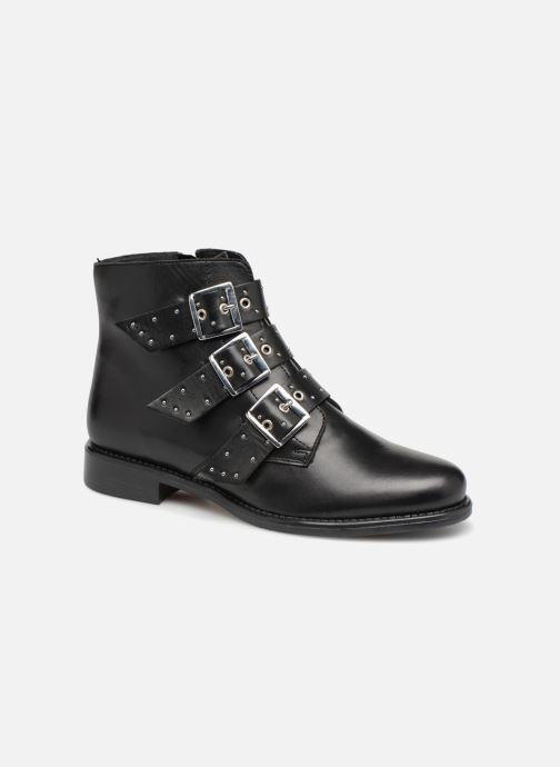 Bottines et boots Georgia Rose Clarissa Noir vue détail/paire