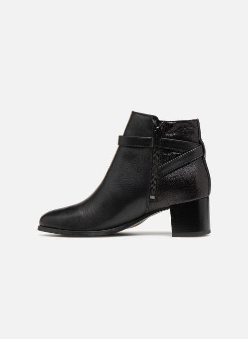 Bottines et boots Georgia Rose Cevipera Noir vue face