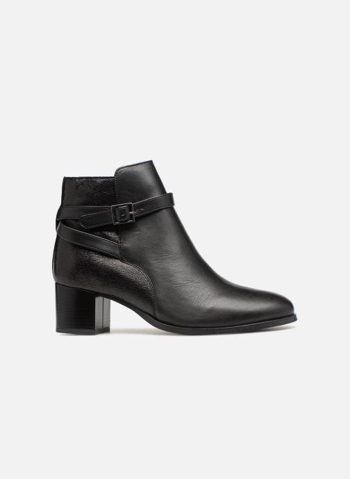 Bottines et boots Georgia Rose Cevipera Noir vue derrière