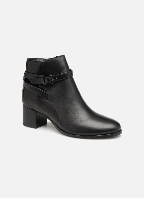 Bottines et boots Georgia Rose Cevipera Noir vue détail/paire