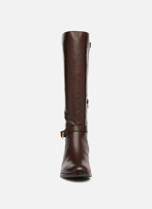 Stiefel Georgia Rose Cobelle braun schuhe getragen