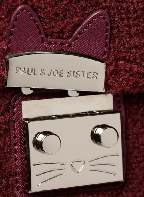 Sacs à main Paul & Joe Sister Sac Rabat XS Kity Bordeaux vue gauche