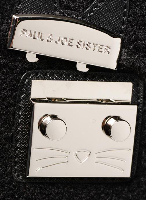 Sacs à main Paul & Joe Sister Sac Rabat XS Kity Noir vue gauche