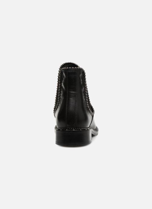 Bottines et boots Bronx BNOIRX 3 Noir vue droite