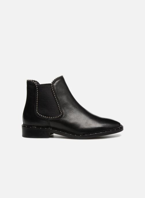 Ankle boots Bronx BNOIRX 3 Black back view