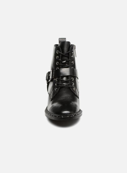 Bottines et boots Bronx BNOIRX Noir vue portées chaussures