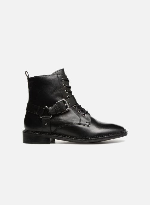 Ankle boots Bronx BNOIRX Black back view
