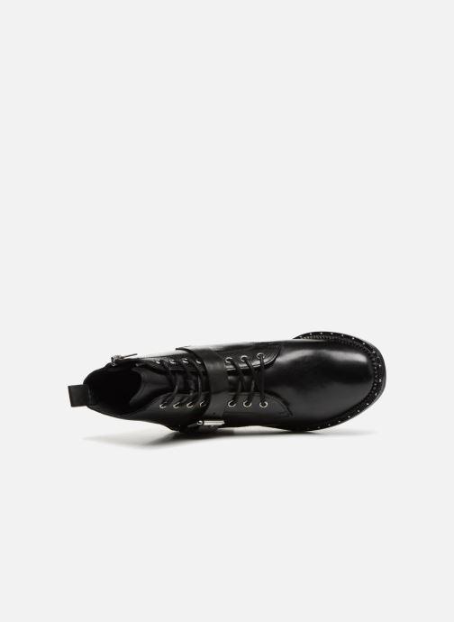 Bottines et boots Bronx BNOIRX Noir vue gauche
