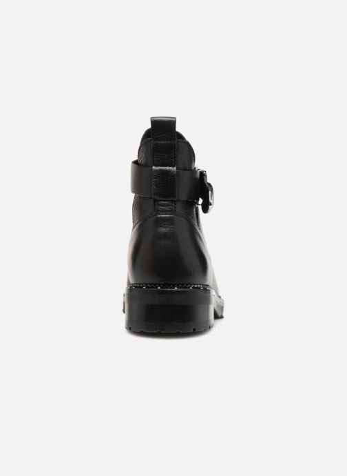 Ankle boots Bronx BKINGDOMX Black view from the right