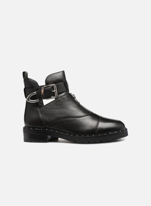 Ankle boots Bronx BKINGDOMX Black back view