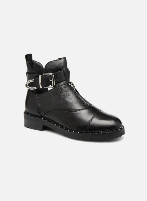 Ankle boots Bronx BKINGDOMX Black detailed view/ Pair view