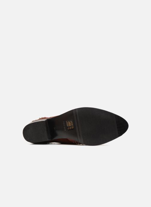 Boots en enkellaarsjes Bronx BTEX-CHUNKYX Oranje boven
