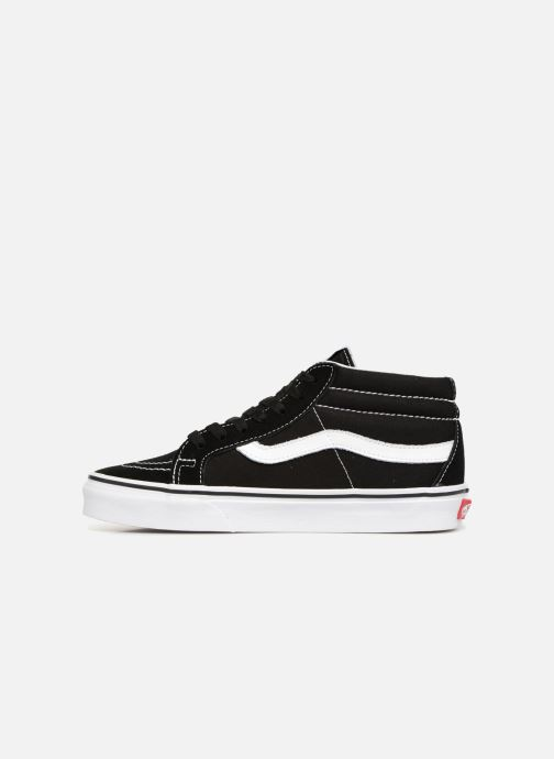 Trainers Vans SK8 Mid Reissue W Black front view