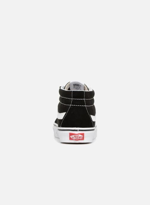 Trainers Vans SK8 Mid Reissue W Black view from the right