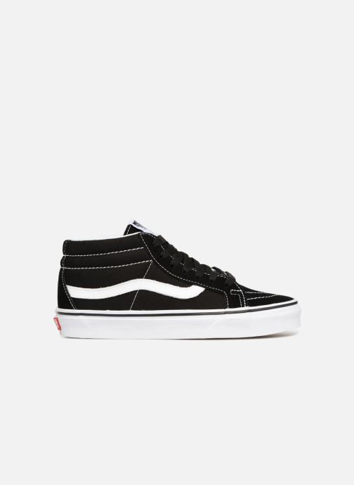 Trainers Vans SK8 Mid Reissue W Black back view