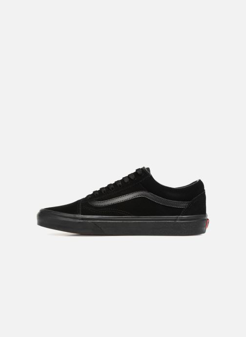 Baskets Vans Old Skool M Noir vue face