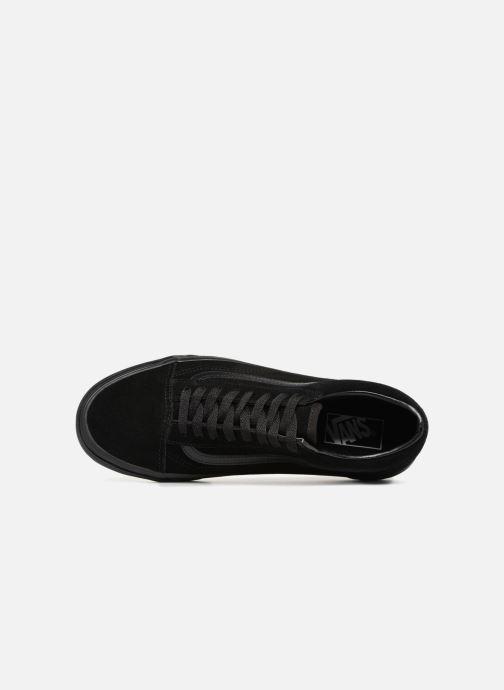 Baskets Vans Old Skool M Noir vue gauche