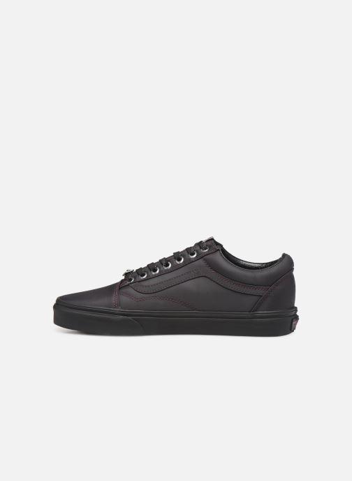 Sneakers Vans Old Skool M Zwart voorkant