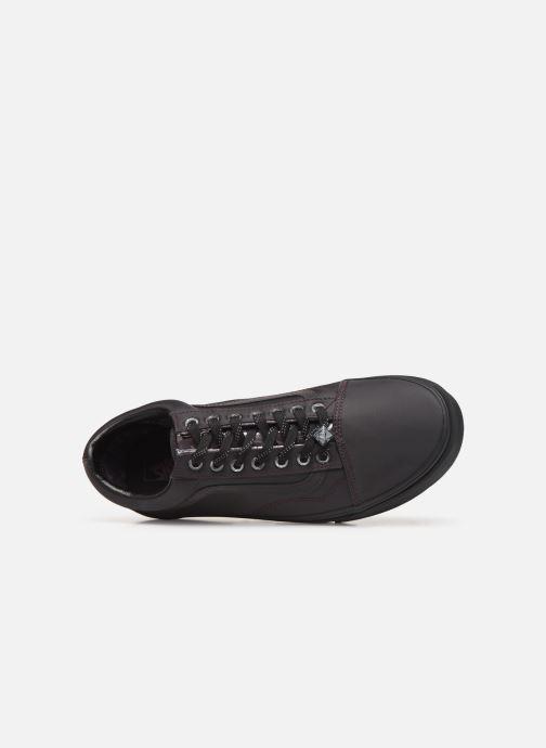 Sneakers Vans Old Skool M Zwart links
