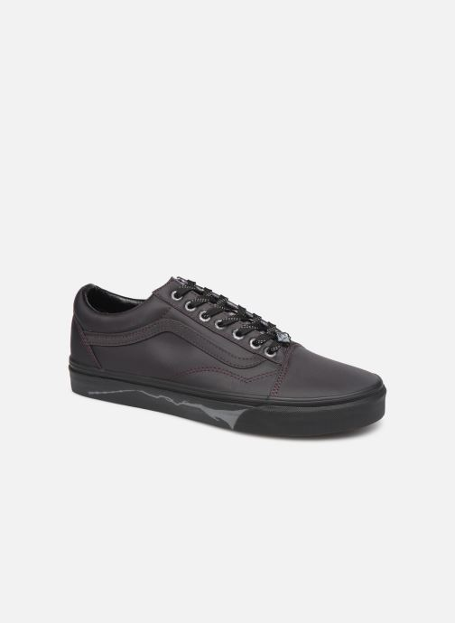 Sneakers Vans Old Skool M Zwart detail