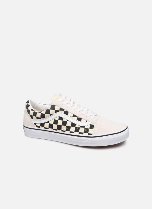 Sneaker Vans Old Skool M weiß detaillierte ansicht/modell