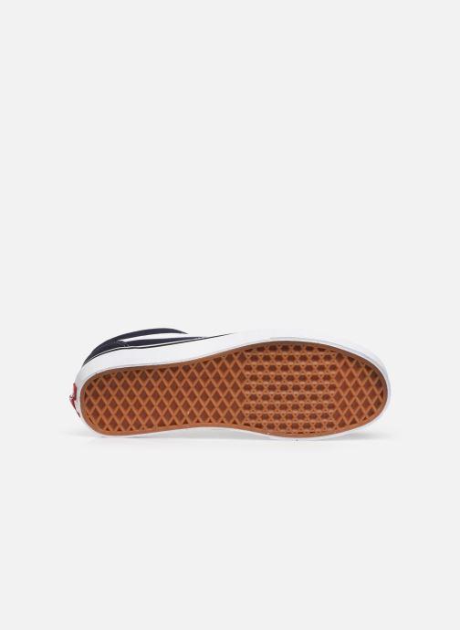Sneaker Vans Old Skool M blau ansicht von oben